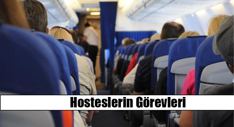hostes-olmak